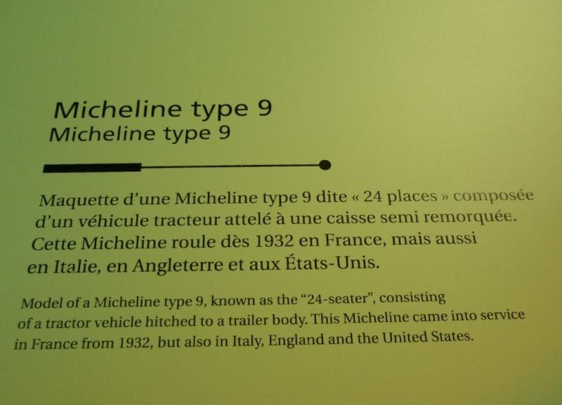 Musée de l'Aventure MICHELIN à Clermont-Ferrand (63) 741