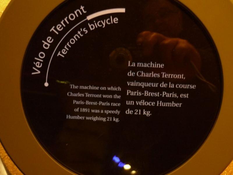 Musée de l'Aventure MICHELIN à Clermont-Ferrand (63) 836