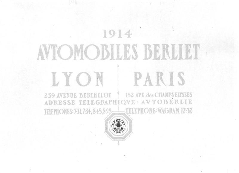 Pub , catalogues et livres sur BERLIET Berlie19