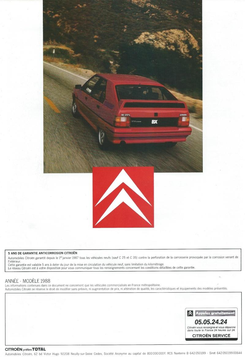 les YOUNGTIMERS (Citroën récentes: AX, BX , CX , XM....) Citro102