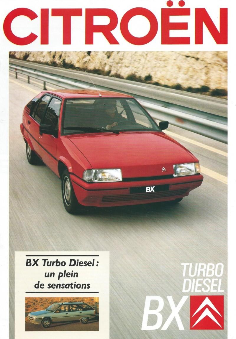 les YOUNGTIMERS (Citroën récentes: AX, BX , CX , XM....) Citro103