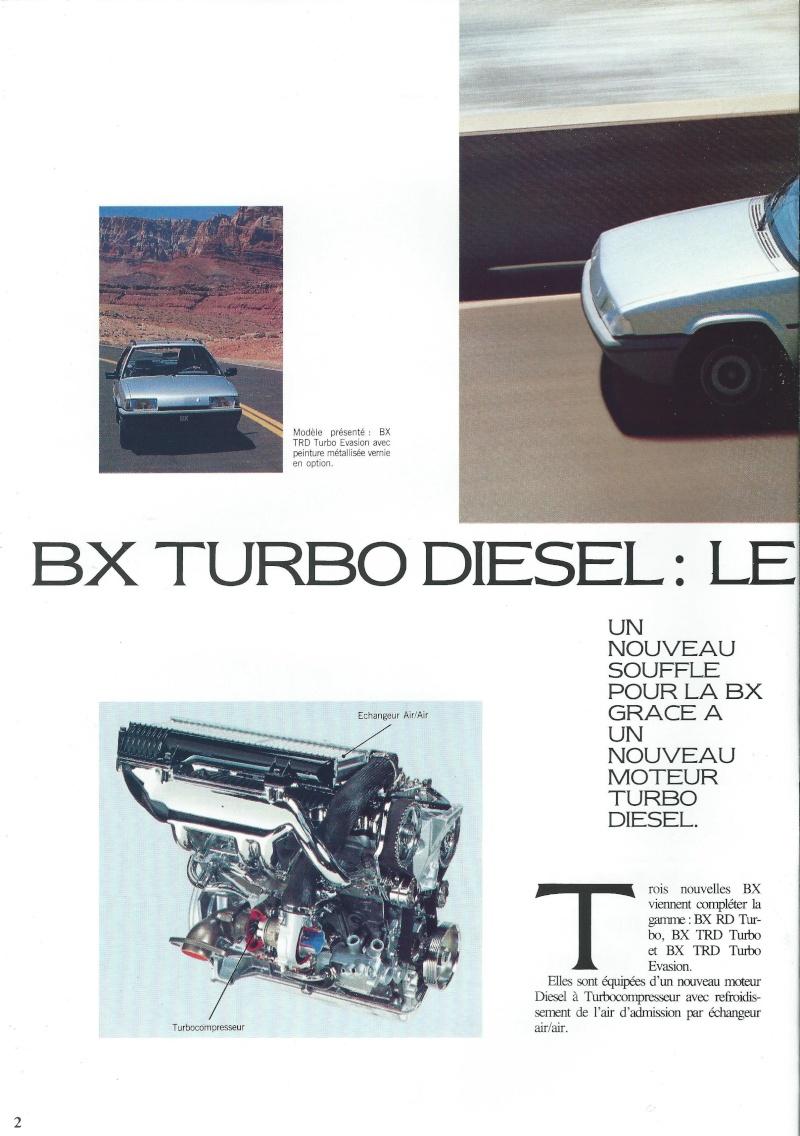 les YOUNGTIMERS (Citroën récentes: AX, BX , CX , XM....) Citro104