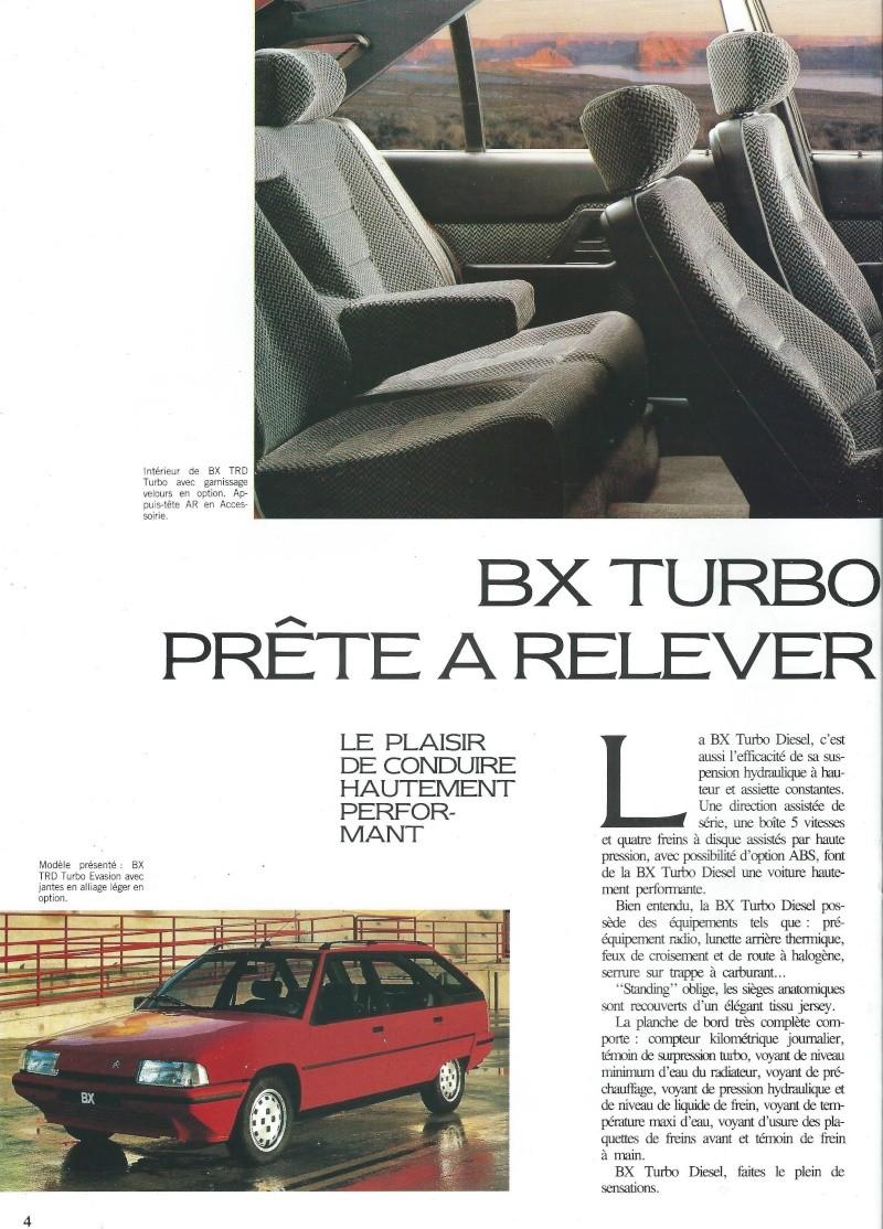 les YOUNGTIMERS (Citroën récentes: AX, BX , CX , XM....) Citro106
