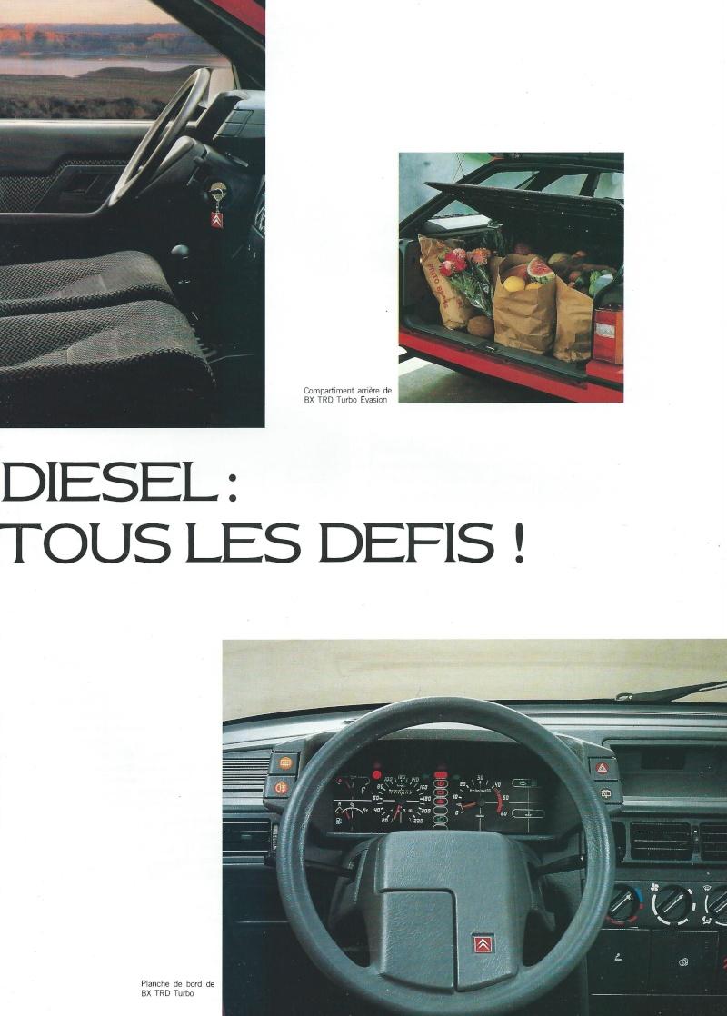 les YOUNGTIMERS (Citroën récentes: AX, BX , CX , XM....) Citro107