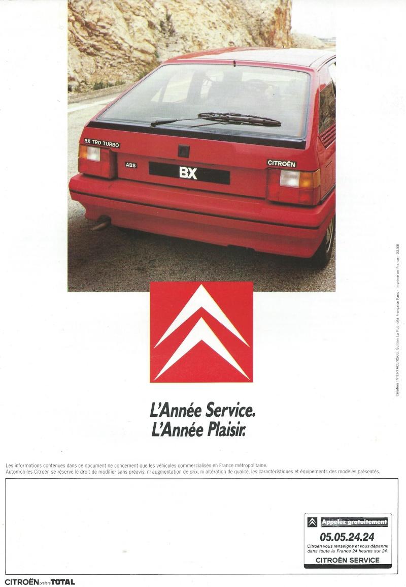 les YOUNGTIMERS (Citroën récentes: AX, BX , CX , XM....) Citro110