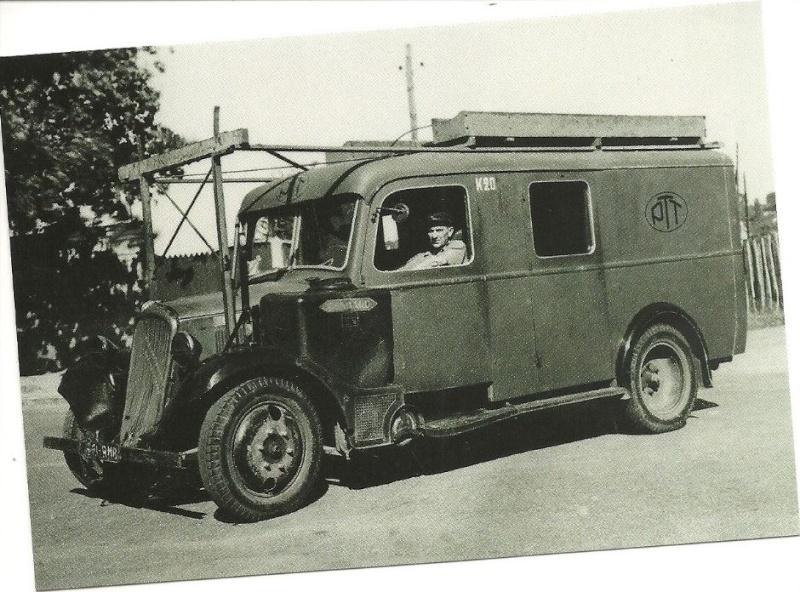 Photos de Citroën pendant la Seconde Guerre Mondiale - Page 12 Citro111