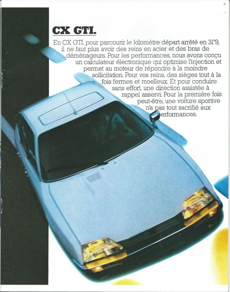 les YOUNGTIMERS (Citroën récentes: AX, BX , CX , XM....) Citro136