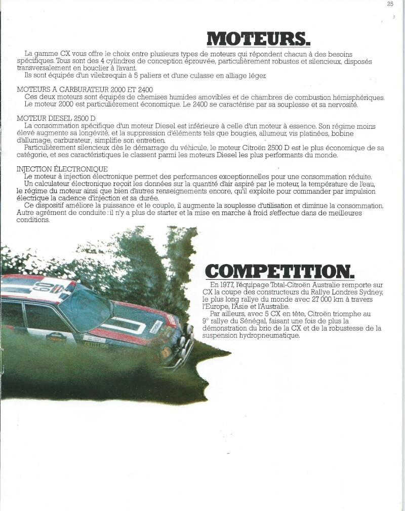 les YOUNGTIMERS (Citroën récentes: AX, BX , CX , XM....) Citro152