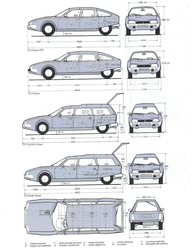 les YOUNGTIMERS (Citroën récentes: AX, BX , CX , XM....) Citro157