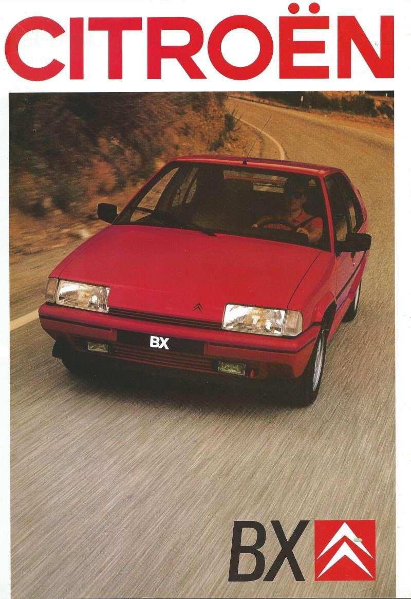 les YOUNGTIMERS (Citroën récentes: AX, BX , CX , XM....) Citroe93