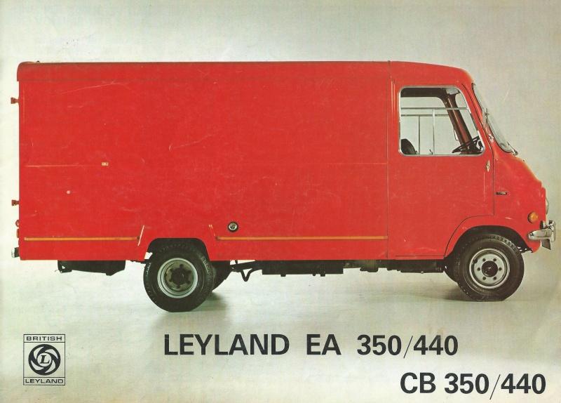 Pub et catalogues LEYLAND Leylan10