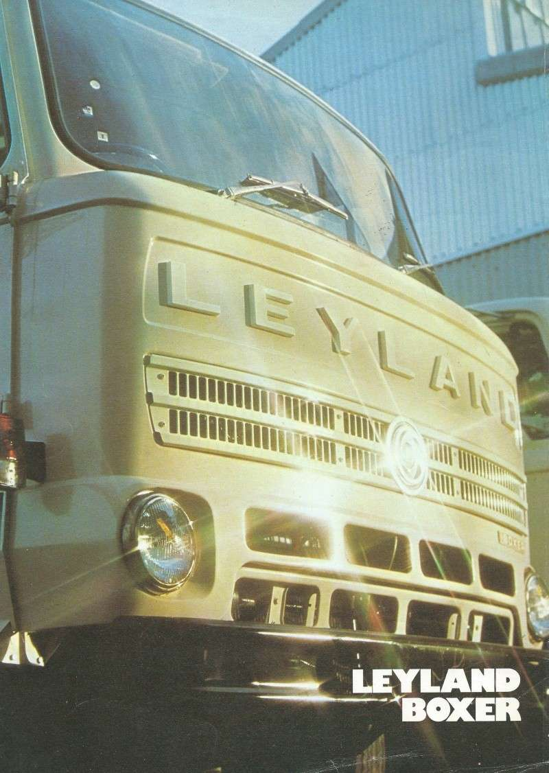 Pub et catalogues LEYLAND Leylan24