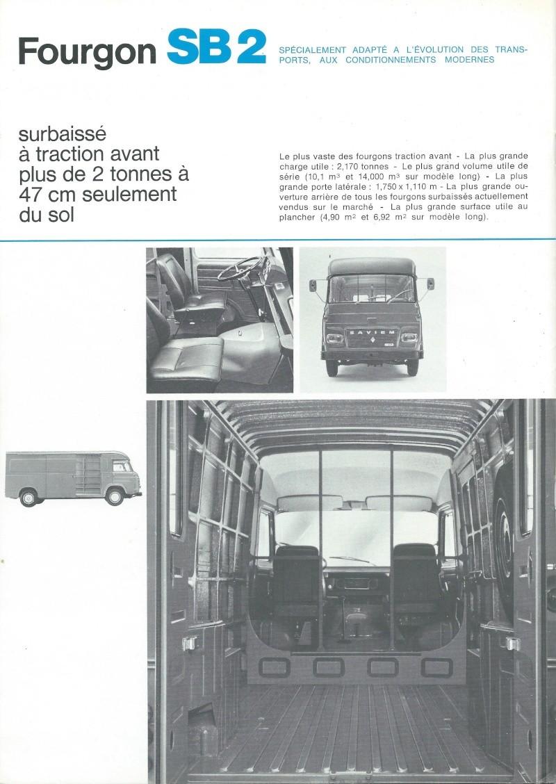 Les dépanneuses des autres marques - Page 2 Saviem23