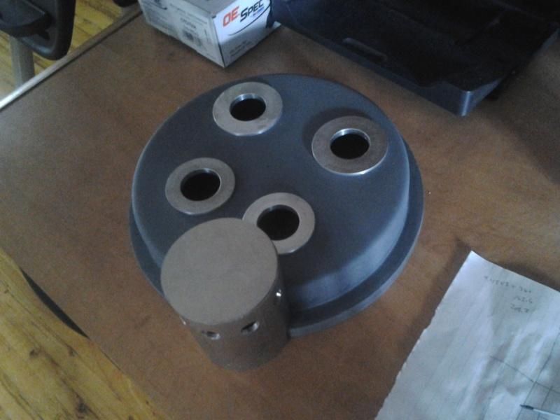 Mon nouveau cyclotron en construction 20131012