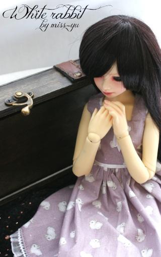 Oh! My needles - Robe Kikipop et tenue Nena 02 (19-07) p.9! - Page 4 White_11