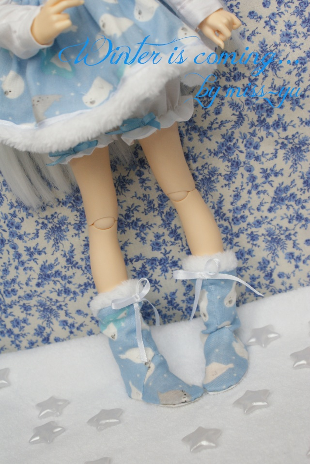 Oh! My needles - Robe Kikipop et tenue Nena 02 (19-07) p.9! - Page 5 Winter11