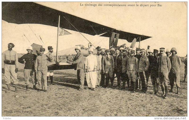 Aviation : les 1ères escadrilles et grands pilotes 556_0010