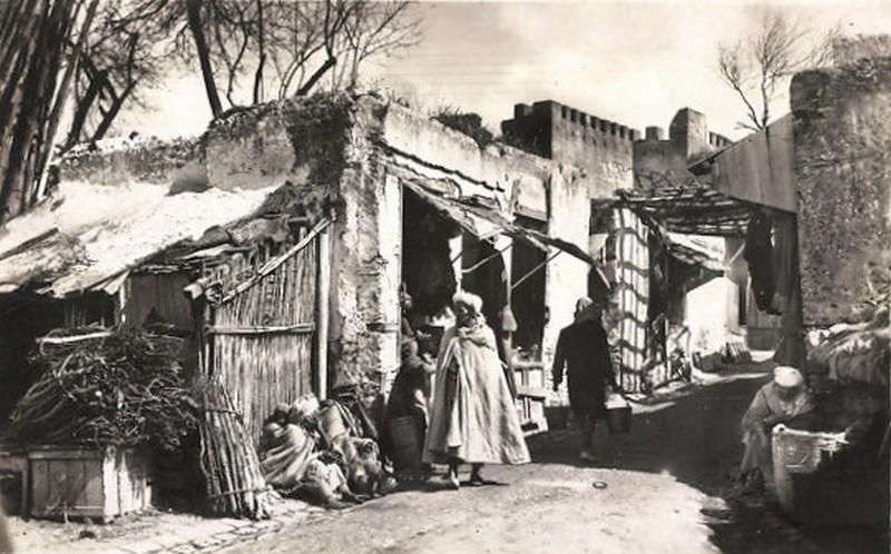 Meknès, La Ville Ancienne et les 2 Mellahs 2 650_0010