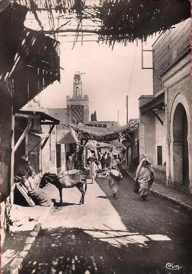 Meknès, La Ville Ancienne et les 2 Mellahs 2 Meknes10