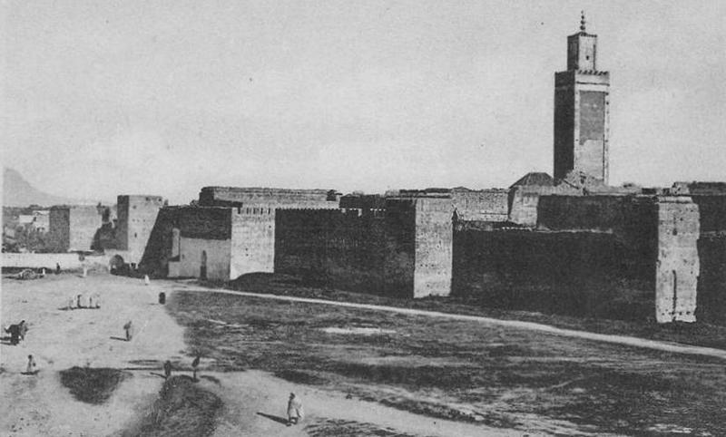 Meknès, La Ville Ancienne et les 2 Mellahs 2 V_a_1011