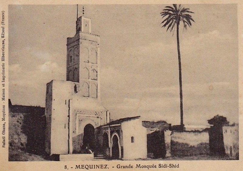 Meknès, La Ville Ancienne et les 2 Mellahs 2 V_a_110