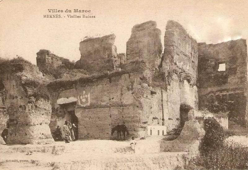 Meknès, La Ville Ancienne et les 2 Mellahs 2 V_a_1110