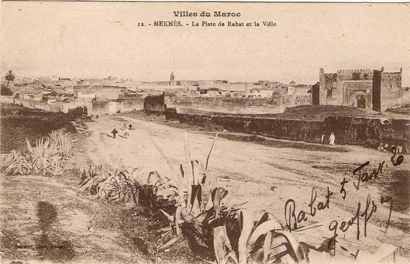 Meknès, La Ville Ancienne et les 2 Mellahs 2 V_a_1310
