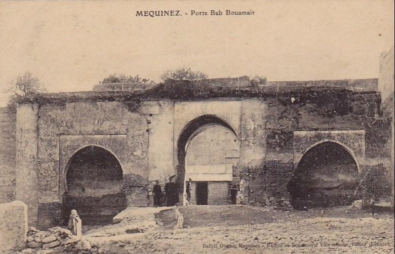 Meknès, La Ville Ancienne et les 2 Mellahs 2 V_a_211
