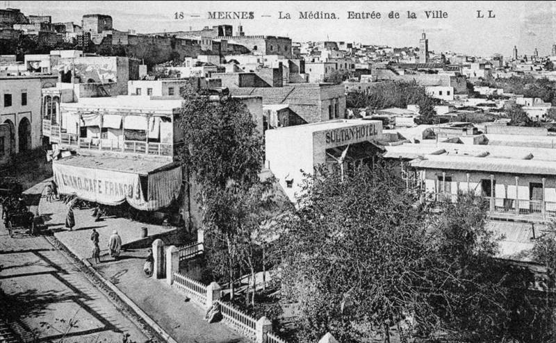 Meknès, La Ville Ancienne et les 2 Mellahs 2 V_a_610