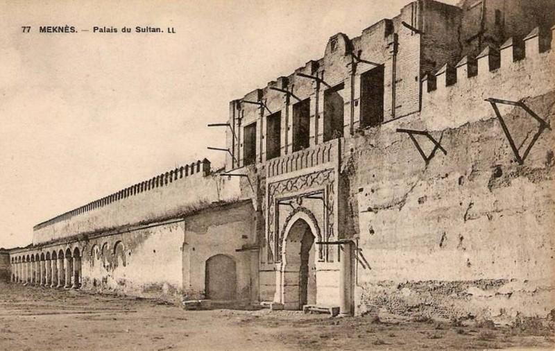 Meknès, La Ville Ancienne et les 2 Mellahs 2 V_a_710
