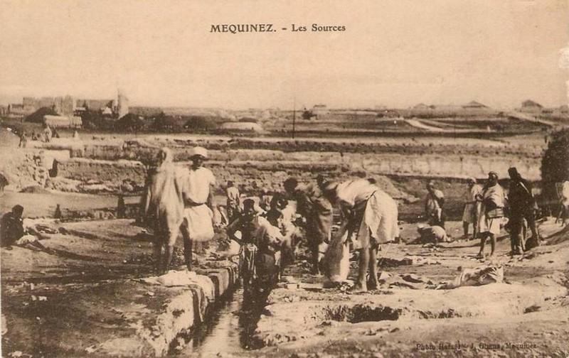 Meknès, La Ville Ancienne et les 2 Mellahs 2 V_a_811