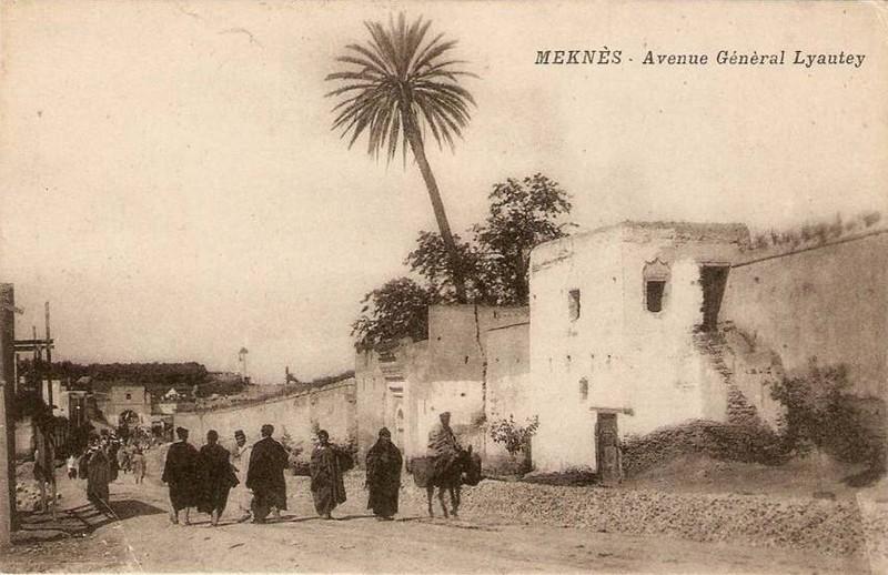 Meknès, La Ville Ancienne et les 2 Mellahs 2 V_a_910