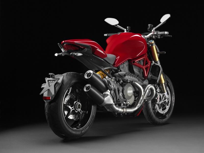 Ducati monster 1198 2014 !!! Ducati10