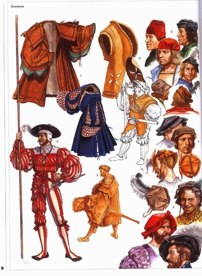 Lansquenets Costum11