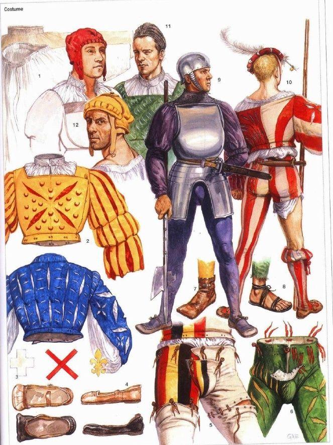 Lansquenets Costum12