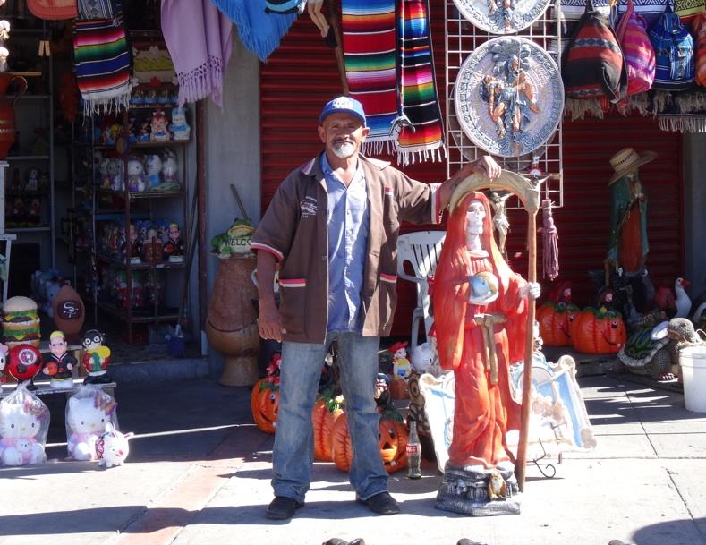La garita internacional de San Isidro (Tijuana): Los personajes de la linea fronteriza 2013-143