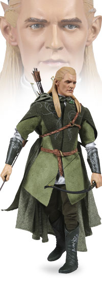 THE LORD OF THE RINGS - LEGOLAS 9208110