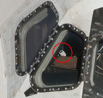 Plus de speedmaster dans l'espace ? Ipod310