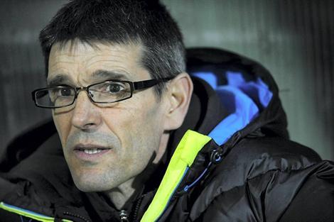 Jean-Louis Garcia nommé coach de Châteauroux 12092410