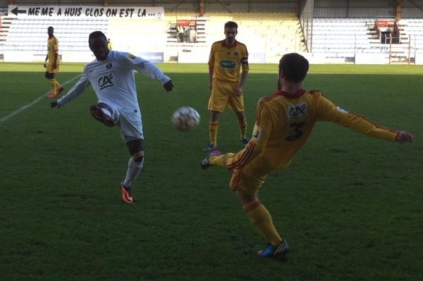 Huitième tour de la coupe de France : STV -  Rodez (CFA) 61125510
