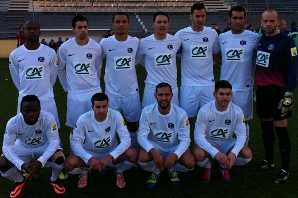 Huitième tour de la coupe de France : STV -  Rodez (CFA) 61125511