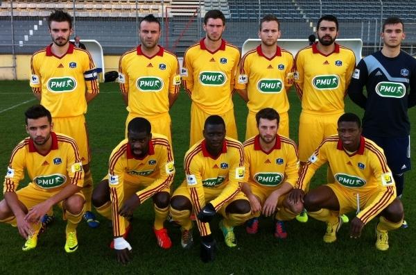 Huitième tour de la coupe de France : STV -  Rodez (CFA) 61125512