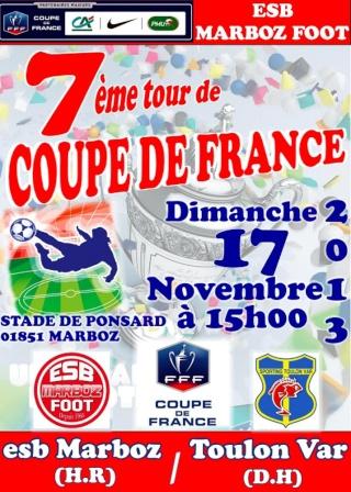 septième tour de la coupe de France : ESB Marboz -STV Affich10