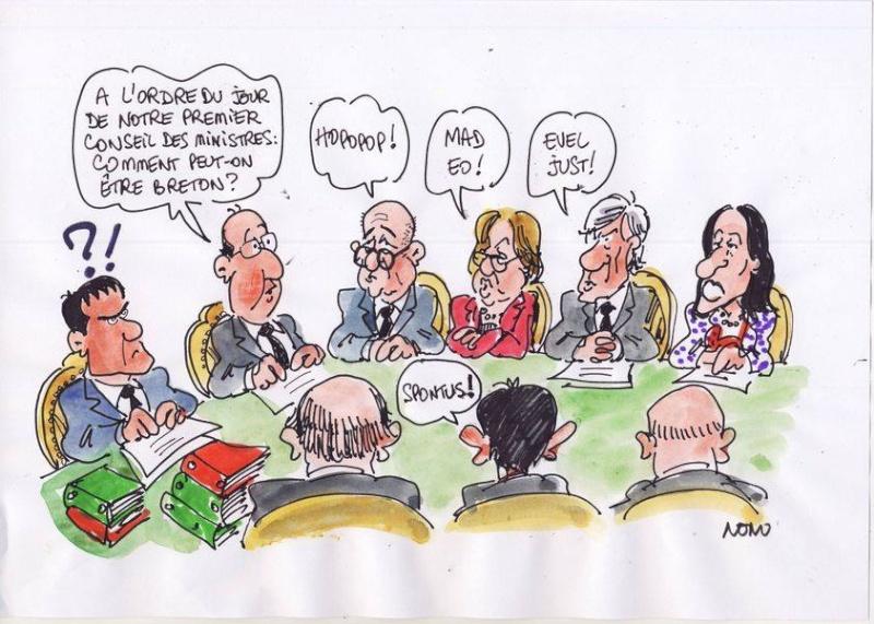 Premier conseil des ministres ... 19249710