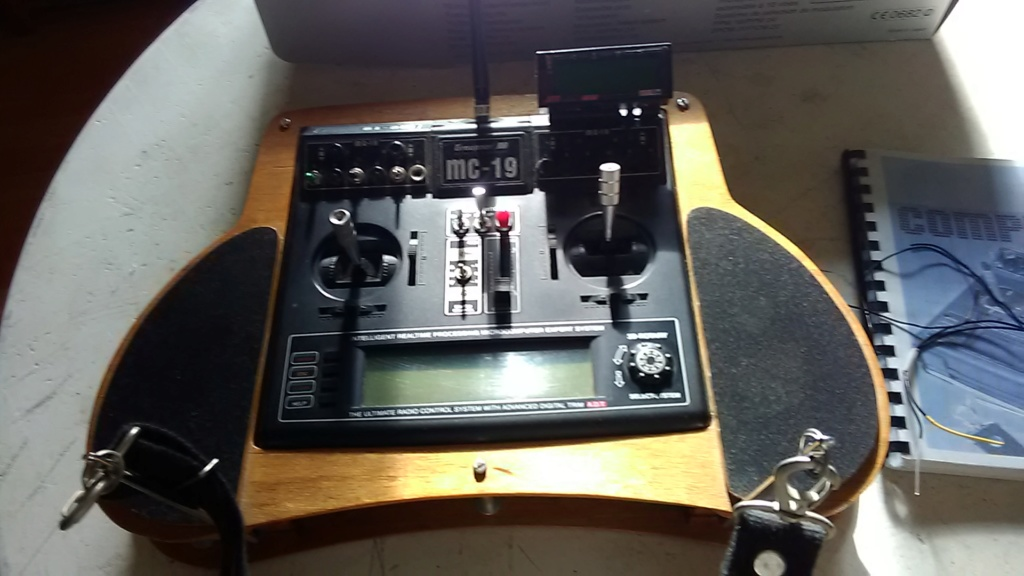 Radio GRaupner MC19   VENTE ANNULEE Img_2010