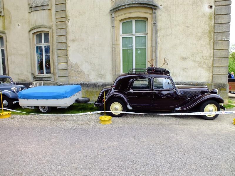 Superbe Expo au Chateaux de Vignoles dans le 21 ! Dscf3260
