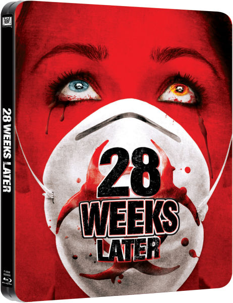 28 Weeks Later : Limited Steelbook Edition 03/03/14 10866319