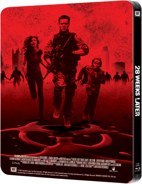 28 Weeks Later : Limited Steelbook Edition 03/03/14 10866320
