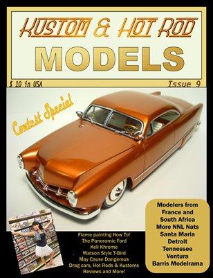 Kustom&hot rod Models 91ea1b10