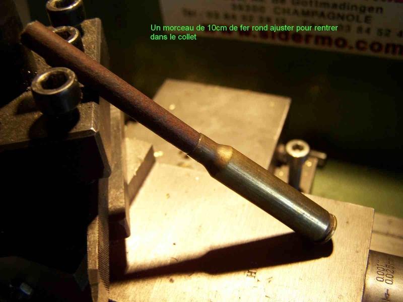 Comment faire des étuis de 8/92 a partir de 223 remington 111